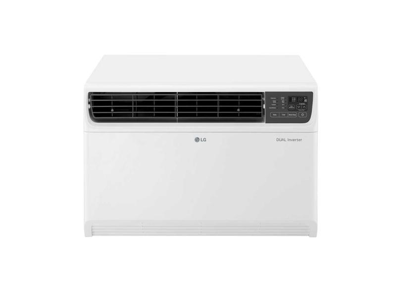 Ar Condicionado Janela / Parede LG Dual Inverter 10000 BTUs Inverter Controle Remoto Frio W3NQ10UNNP0