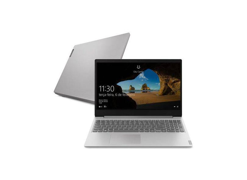 "Notebook Lenovo IdeaPad S5 Intel Core i5 8265U 8ª Geração 8 GB de RAM 1024 GB 15.6 "" Windows 10 IdeaPad S145"