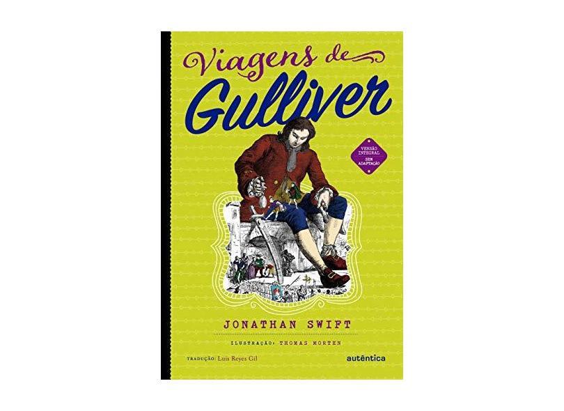 Viagens De Gulliver - Swift,jonathan - 9788551303801