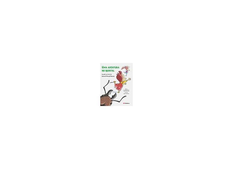 Uma Aventura no Quintal - Branco, Samuel Murgel - 9788516060299
