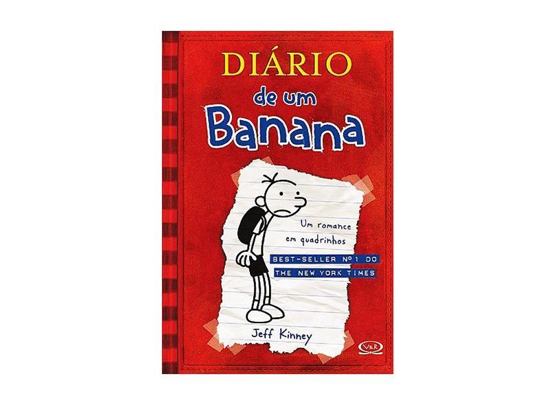 Diário de um Banana - Kinney, Jeff - 9788576831303
