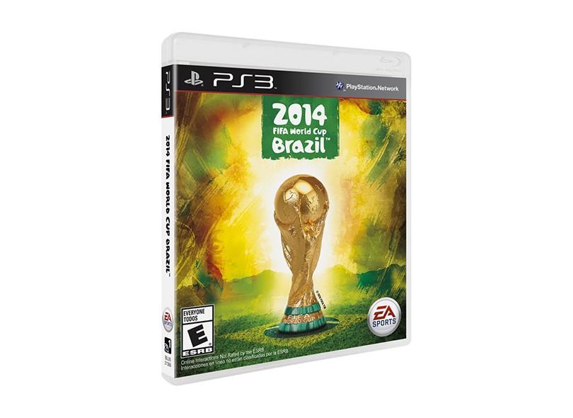Jogo Copa do Mundo da Fifa Brasil 2014 EA