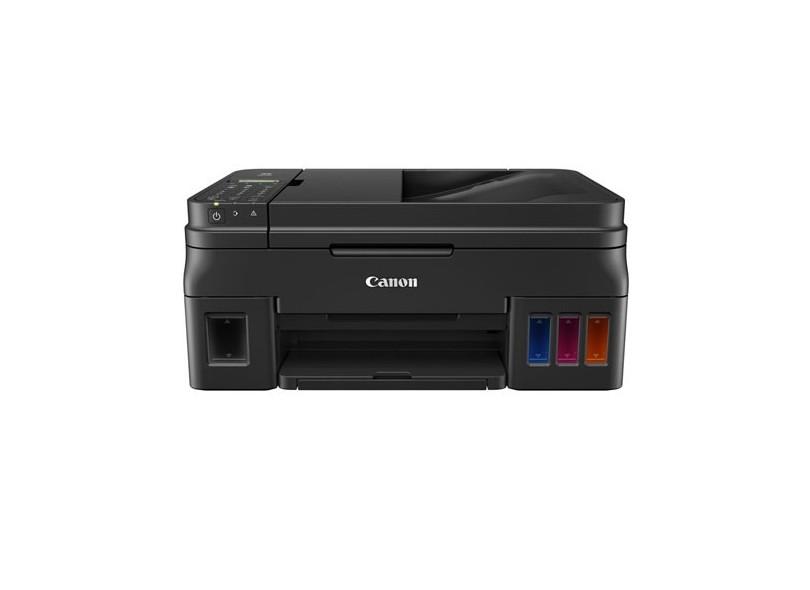Multifuncional Canon PIXMA MaxxTinta G4100 Tanque de Tinta Colorida Sem Fio