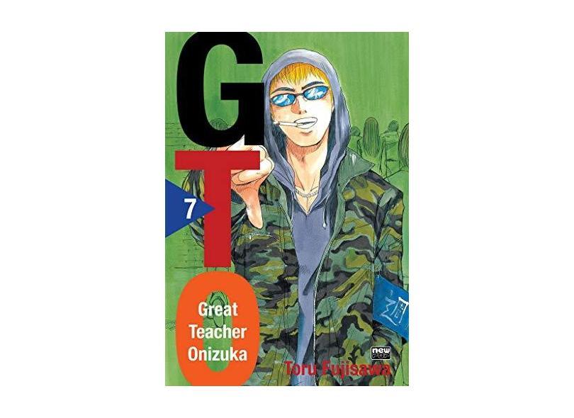 Gto Volume 7 - Toru Fujisawa - 9788583622369