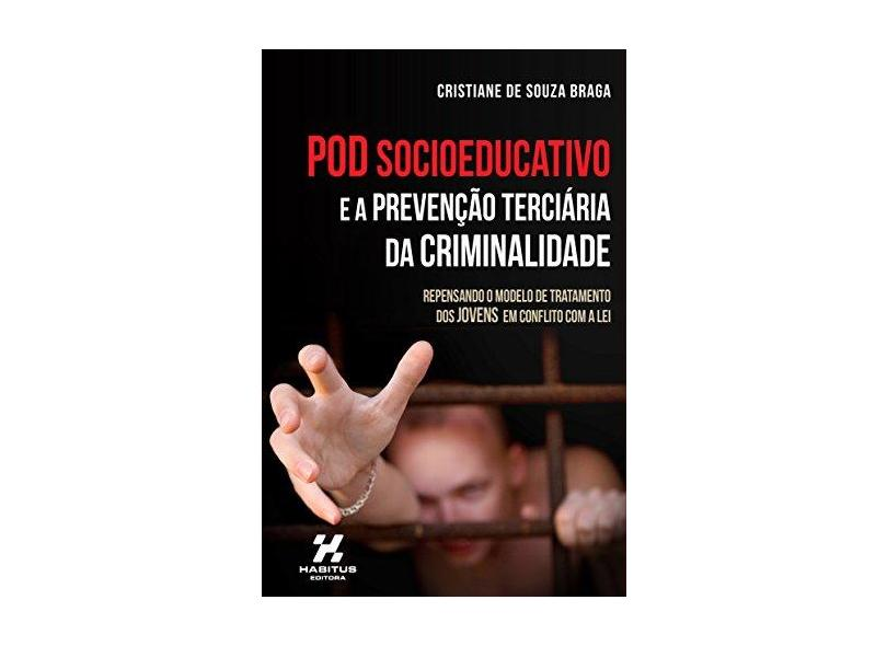 POD Socioeducativo e a Prevenção Terciária da Criminalidade - Cristiane De Souza Braga - 9788588283534