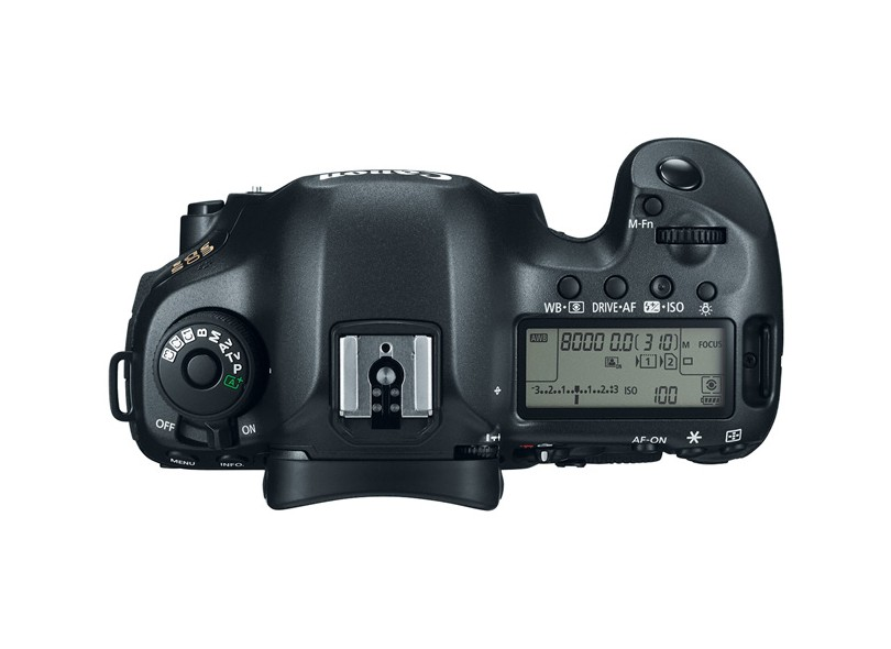 Câmera Digital DSLR(Profissional) Canon EOS 50,6 MP Full HD EOS 5DS