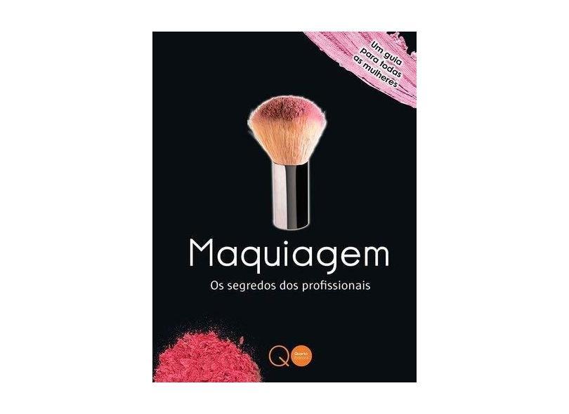 Maquiagem - Os Segredos Dos Profissionais - Kit Spencer - 9780857624321