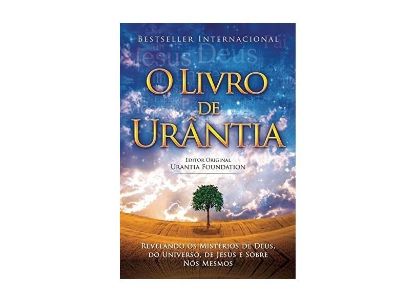 O Livro de Urantia - Capa Dura - 9781883395261