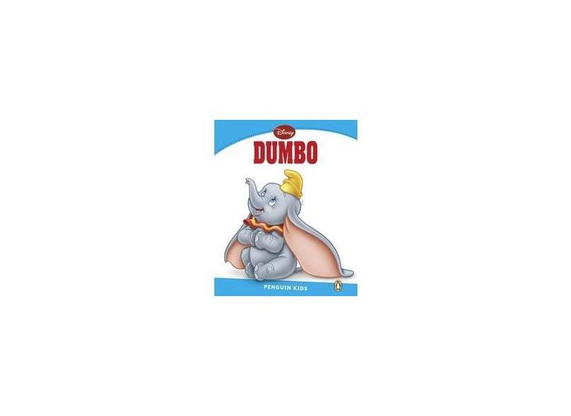 Dumbo - Level 1 - Col. Penguin Kids Disney - Harper, Kathryn; Harper, Kathryn - 9781408286999