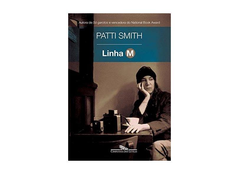 Linha M - Patti Smith - 9788535926934