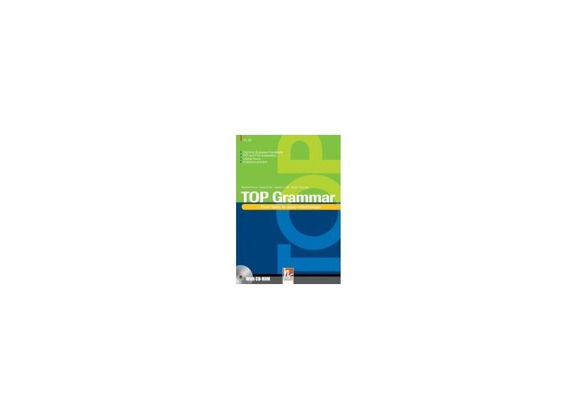 Top Grammar: From Basic To Upper-Intermediate - Varios Autores - 9788578273224