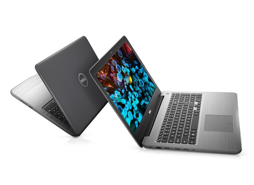 "Notebook Dell Inspiron 5000 Intel Core i5 7200U 8 GB de RAM 1024 GB 15.6 "" Windows 10 Home I15-5000"
