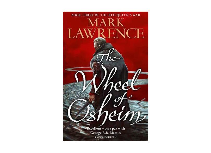 The Wheel Of Osheim - Lawrence,mark - 9780007531639