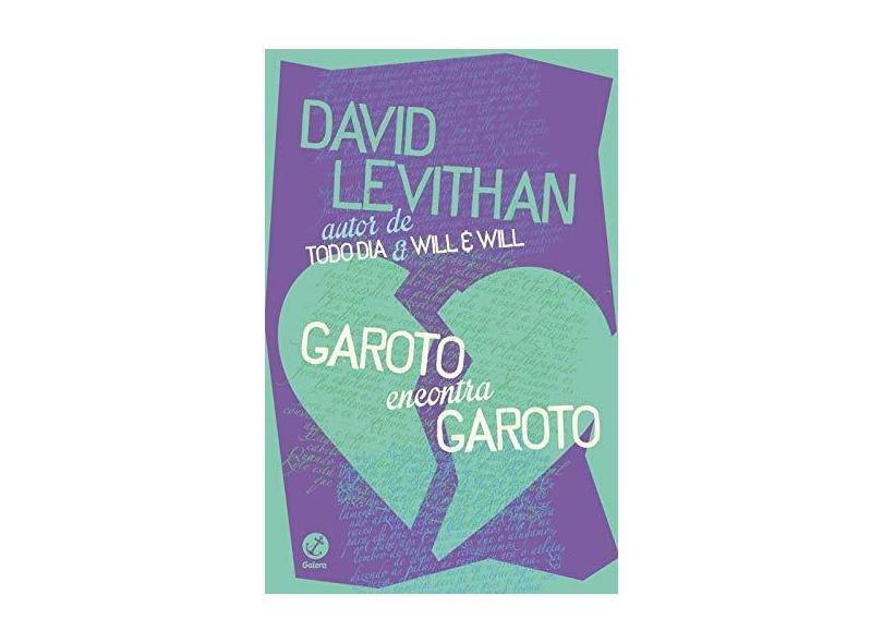 Garoto Encontra Garoto - Levithan, David - 9788501047779