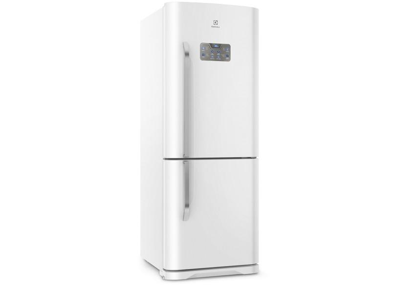 Geladeira Electrolux Bottom Freezer Frost Free Inverse 454 Litros DB53