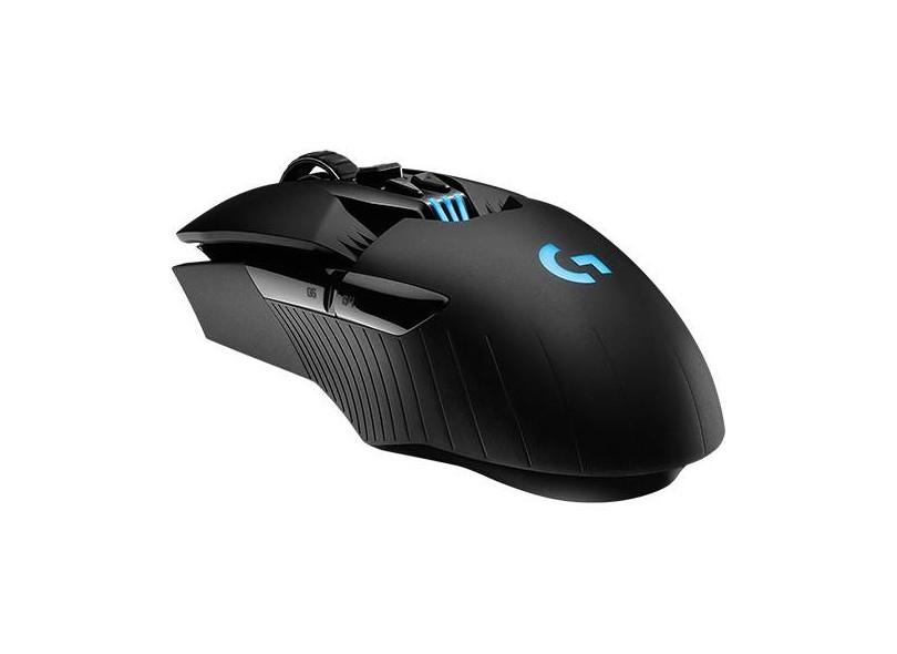 Mouse Óptico Gamer sem Fio USB G903 - Logitech