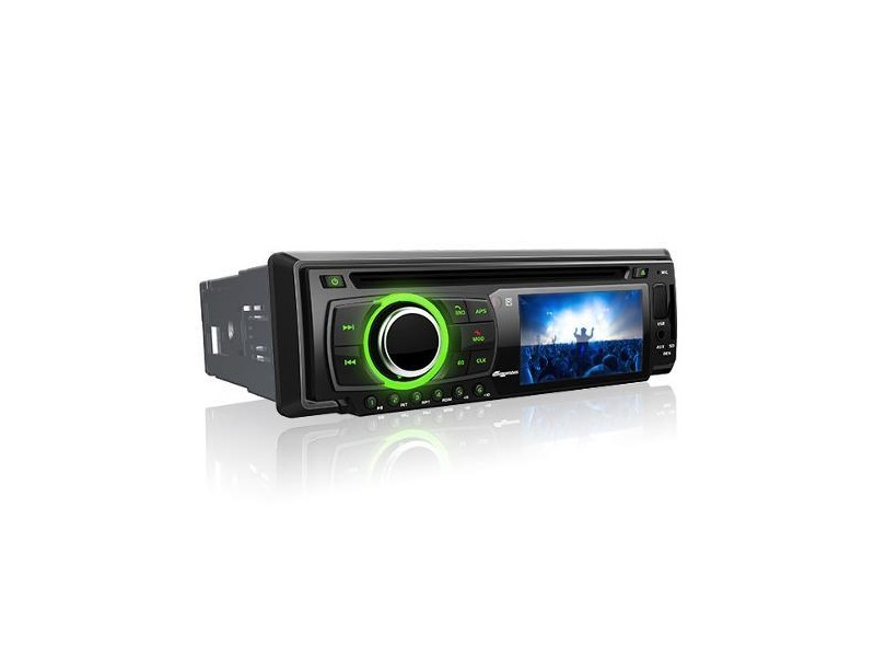 DVD Player Automotivo Aquarius MTC6616