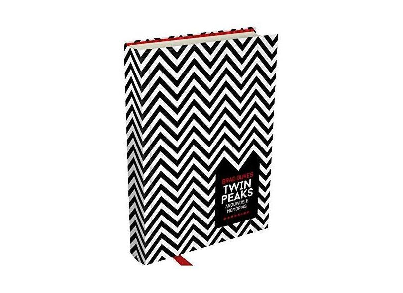 Twin Peaks - Arquivos e Memórias - Dukes  , Brad - 9788566636543