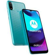 Imagem de Smartphone Motorola Moto E E20 XT2155-1 2 GB 32GB 2 Chips Android 11