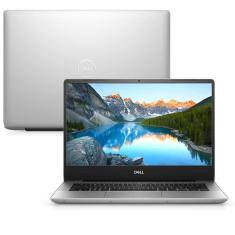"Notebook Dell Inspiron 5000 i14-5480-U10 Intel Core i5 8265U 14"" 8GB HD 1 TB GeForce MX150"