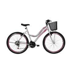 Bicicleta Athor Urban 18 Marchas Aro 26 Freio V-Brake Musa