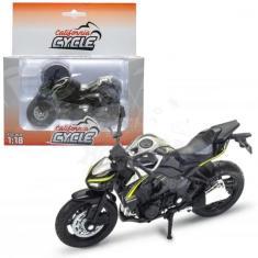 Imagem de Miniatura Moto Kawasaki Z1000 R - 1/18 Welly