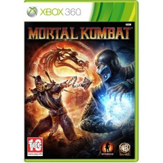 Jogo Mortal Kombat Xbox 360 Warner Bros