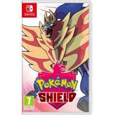 Jogo Pokémon Shield Nintendo Nintendo Switch