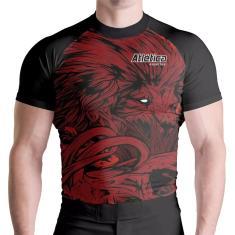 Imagem de Rash Guard Red Lion Térm Proteção UV ATL