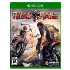 Jogo Road Rage Xbox One Maximum Games