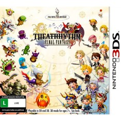 Jogo Theatrhythm Final Fantasy Square Enix Nintendo 3DS