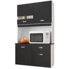 Imagem de Cozinha Compacta 2 Gavetas 3 Portas Lili Poquema
