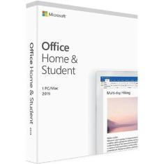 Microsoft Office Home e Student 2019 ESD 79G-05010 1 PC ou Mac