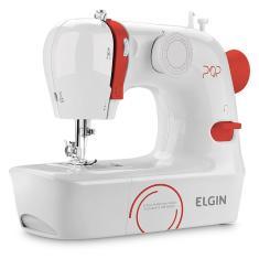 Imagem de Máquina de Costura Portátil Doméstica Reta Pop BL1009 - Elgin