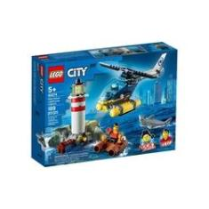 Imagem de Lego City 60274 - Policia de Elite: Captura no Farol