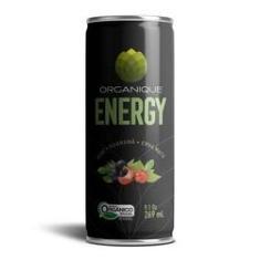 Imagem de Energético Orgânico Organique 269ml