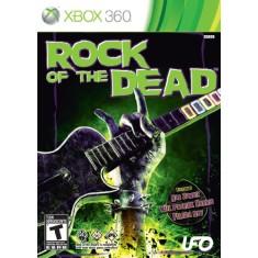 Jogo Rock of the Dead Xbox 360 Ufo Games