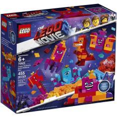 Imagem de Lego movie modelo whatever box da rainha flaseria 70825