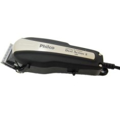 Máquina de Cortar Cabelo Philco Dual Action 2