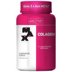 Imagem de Colagen 100 Cápsulas Colágeno Hidrolisado - Max Titanium