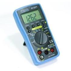 Imagem de Multímetro Digital com Capacímetro e Sensor de Temperatura IP-337