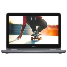 "Notebook Dell Inspiron 3000 I11-3168-A10 Intel Pentium N3710 11,6"" 4GB HD 500 GB Touchscreen"