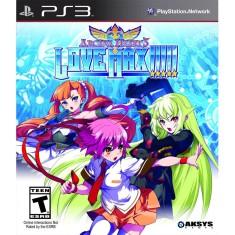 Jogo Arcana Heart 3: Love Max!!!!! PlayStation 3 Aksys Games