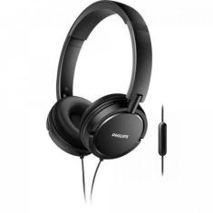 Headphone com Microfone Philips SHL5005 Gerenciamento de chamadas