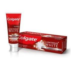 Imagem de Creme Dental Colgate Luminous White Brilliant Mint 70g