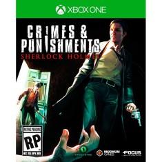 Imagem de Jogo Sherlock Holmes Crimes and Punishment Xbox One Focus