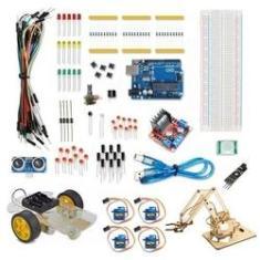 Imagem de Kit Arduino Robótica