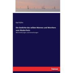 Imagem de Die Gedichte des wilden Mannes und Wernhers vom Niederrhein
