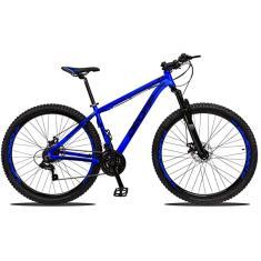 Imagem de Bicicleta Dropp Lazer 21 Marchas Aro 29 a Disco Hidráulico Shimano