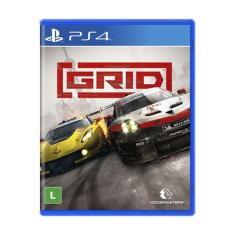 Jogo Grid PS4 Codemasters